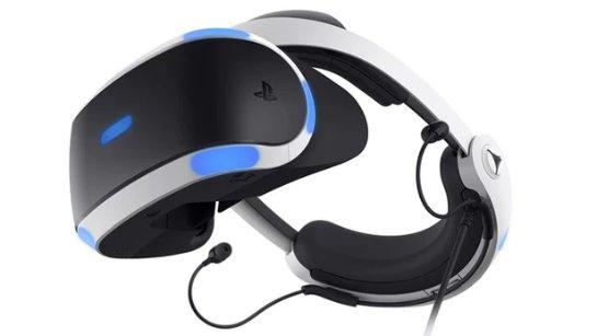 Sony обновляет свою гарнитуру PlayStation VR