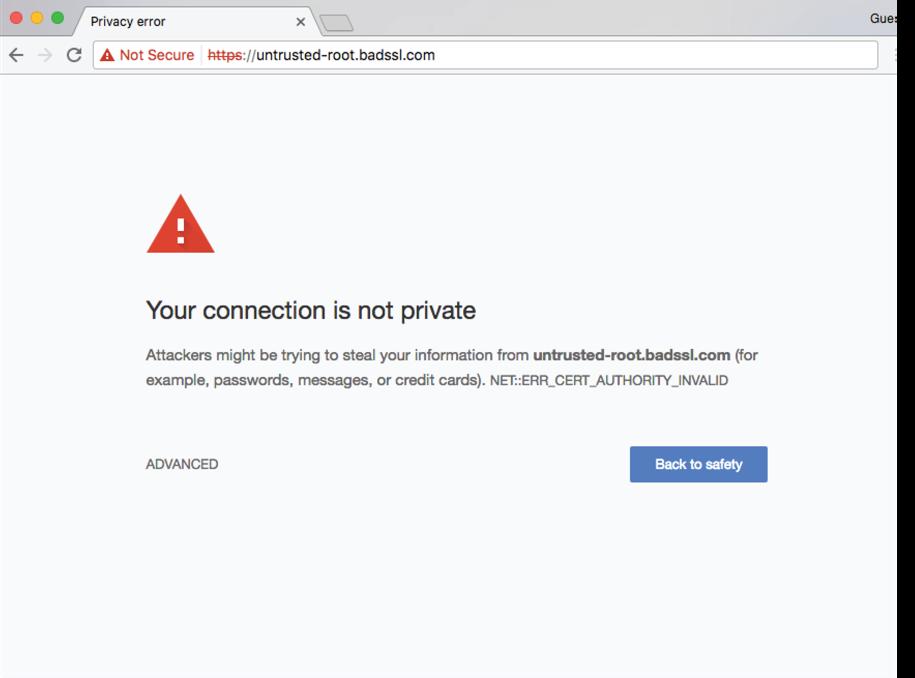 О перехвате трафика: 4-10% зашифрованного HTTPS-трафика сегодня перехватывается - 3