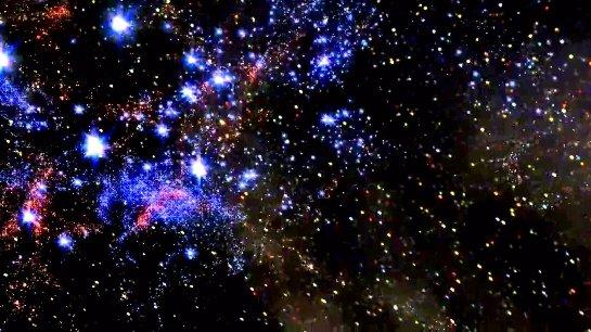Ученые доказали, что во Вселенной существуют плоские звезды