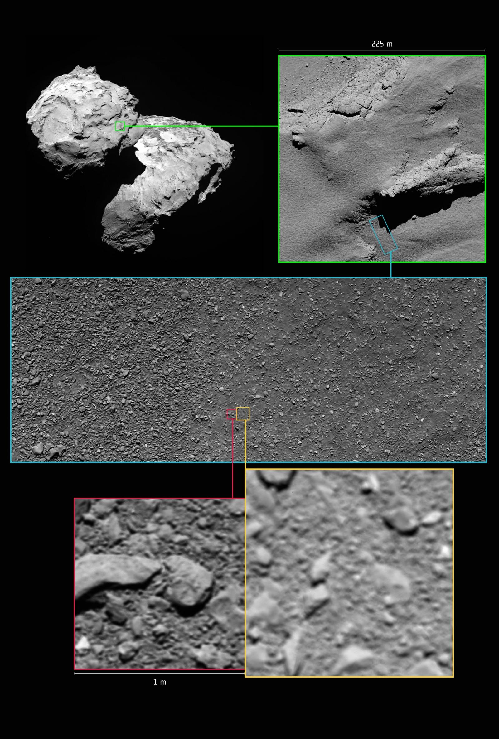Ученые расшифровали «последний привет» от межпланетной станции «Розетта» - 2