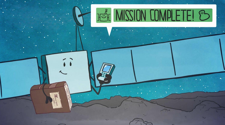 Ученые расшифровали «последний привет» от межпланетной станции «Розетта» - 1