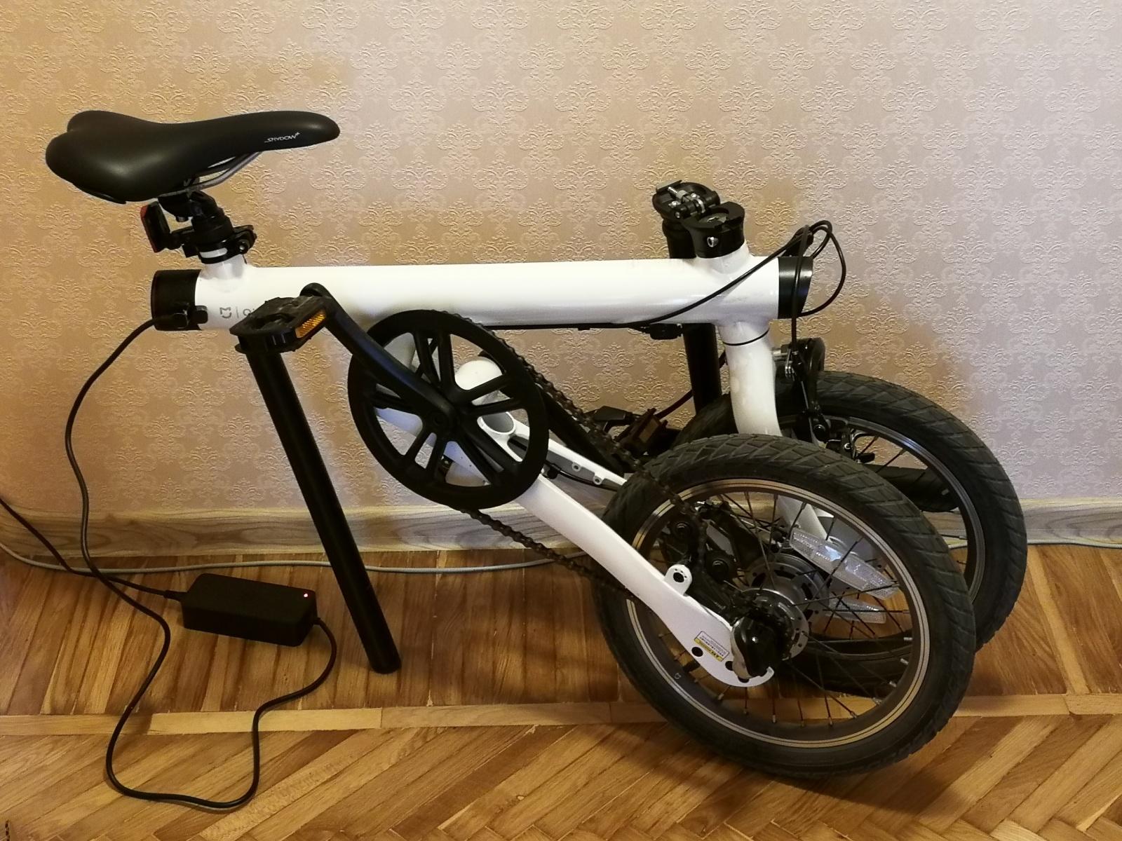 Велосипед для гика — электрический, складной, умный - 3