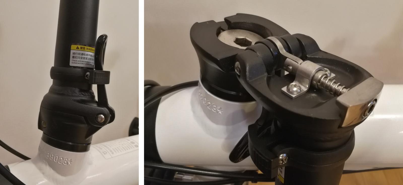 Велосипед для гика — электрический, складной, умный - 8
