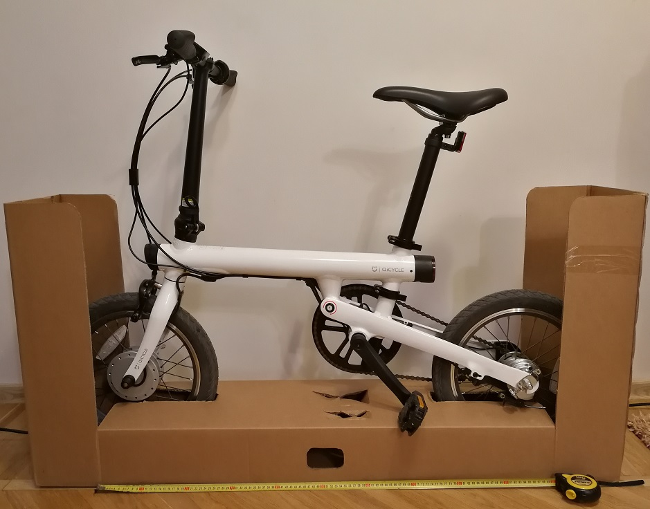 Велосипед для гика — электрический, складной, умный - 1