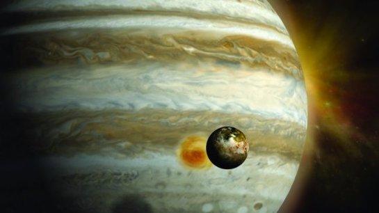 Юпитер оказался не газовым гигантом
