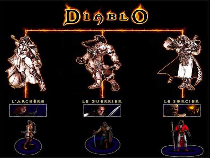 И небеса содрогнутся… Diablo: заглядывая в прошлое - 10