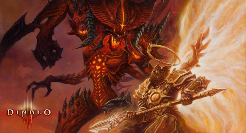 И небеса содрогнутся… Diablo: заглядывая в прошлое - 15