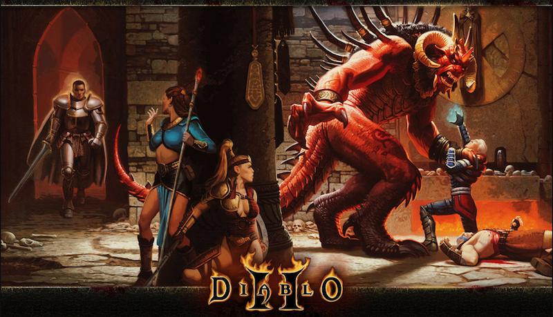 И небеса содрогнутся… Diablo: заглядывая в прошлое - 16