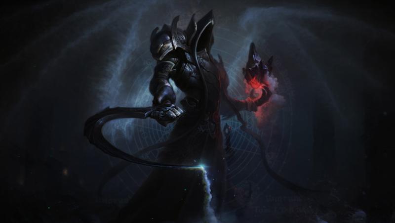 И небеса содрогнутся… Diablo: заглядывая в прошлое - 17