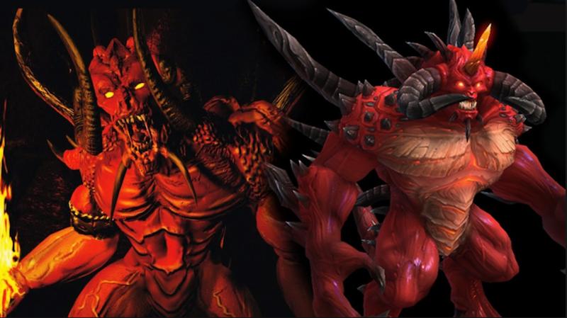И небеса содрогнутся… Diablo: заглядывая в прошлое - 2