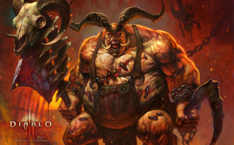 И небеса содрогнутся… Diablo: заглядывая в прошлое - 9