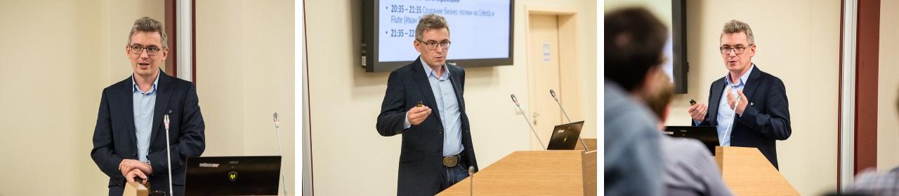 Иван Пономарёв и Николай Поташников об отображении табличных данных, Celesta и Flute на jug.msk.ru - 3