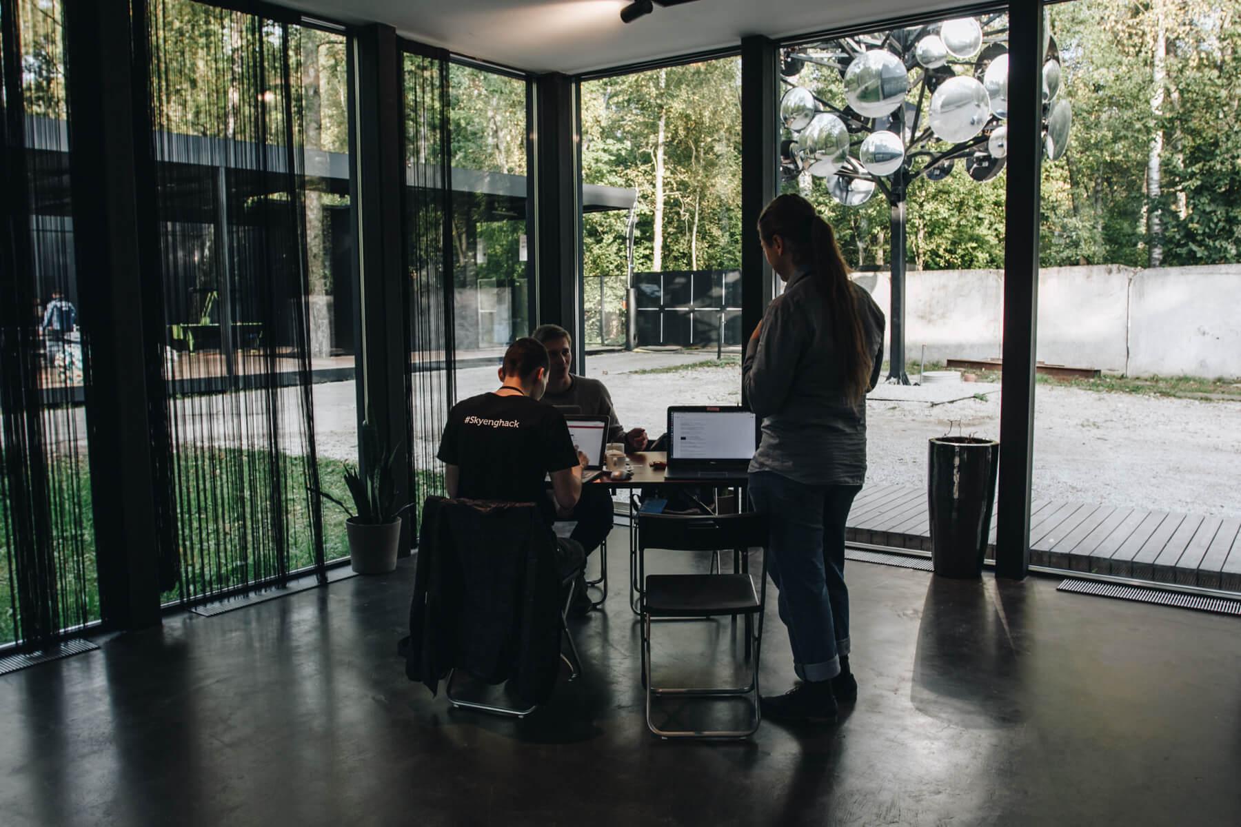 Первый хакатон Skyeng: 15 рабочих проектов за два дня - 3