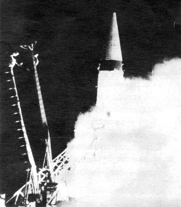 Первый спутник: альтернативная история - 3