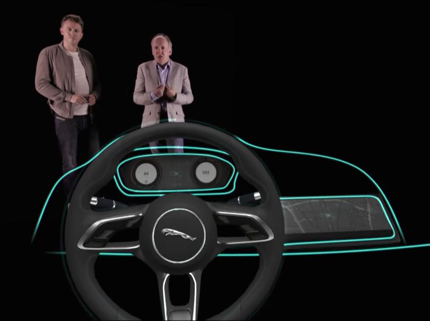 Рабочие станции Dell Precision легли в основу первой глобальной VR-презентации, организованной Jaguar - 10