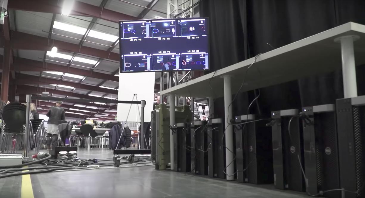 Рабочие станции Dell Precision легли в основу первой глобальной VR-презентации, организованной Jaguar - 3