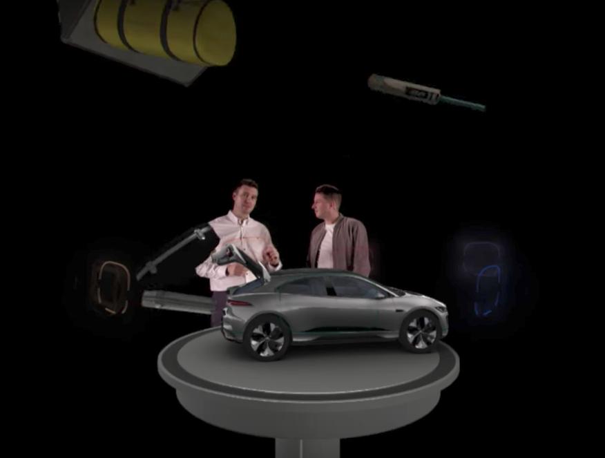 Рабочие станции Dell Precision легли в основу первой глобальной VR-презентации, организованной Jaguar - 5