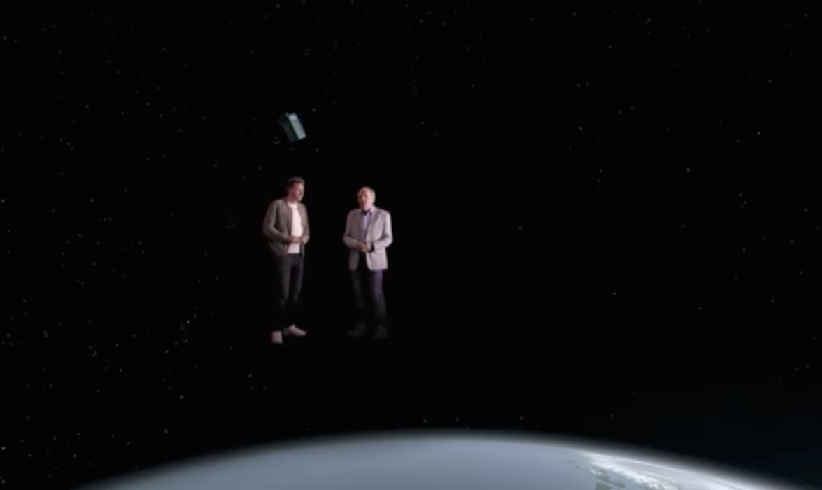 Рабочие станции Dell Precision легли в основу первой глобальной VR-презентации, организованной Jaguar - 6