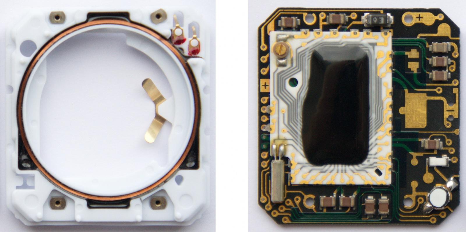 Реверс-инжиниринг первых умных часов Seiko UC-2000 - 4