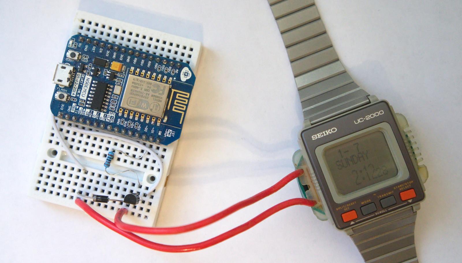 Реверс-инжиниринг первых умных часов Seiko UC-2000 - 6