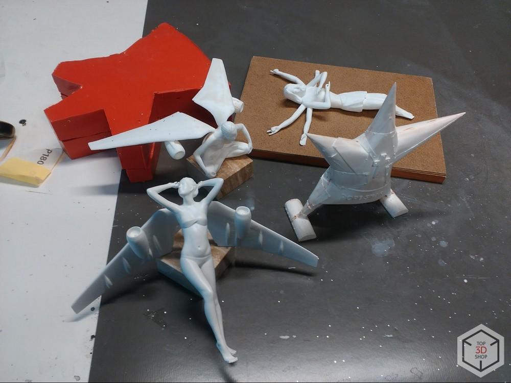 3D-печать в музее: Эрарта - 4