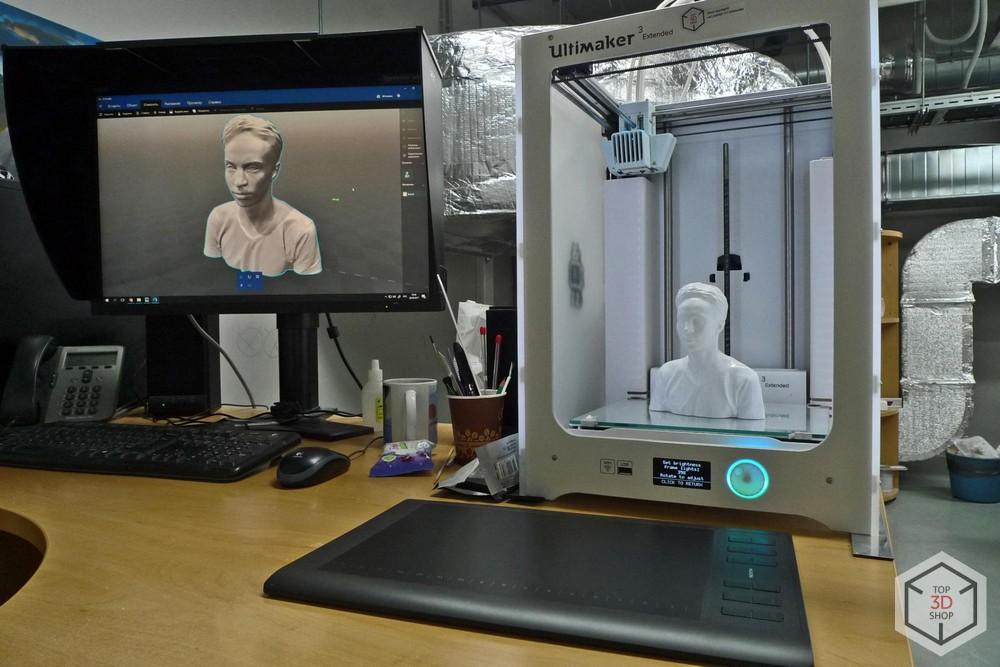 3D-печать в музее: Эрарта - 5
