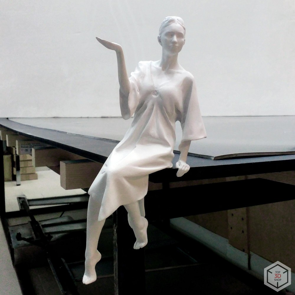3D-печать в музее: Эрарта - 7
