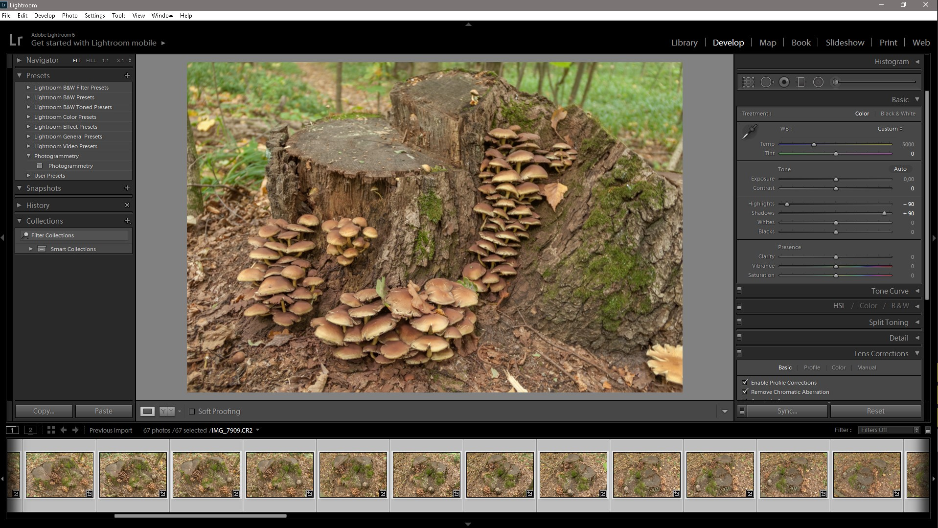Исследование фотограмметрии - 2