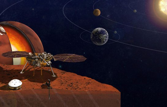 НАСА предлагает людям отправлять таблички со своими именами на Марс