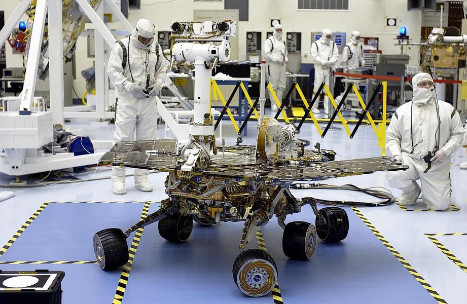 Незаметные «Возможности» в изучении Марса - 2