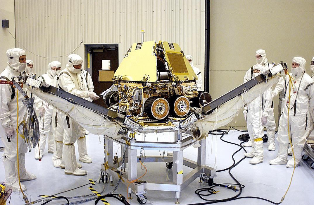 Незаметные «Возможности» в изучении Марса - 3