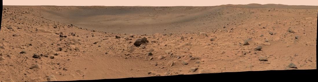 Незаметные «Возможности» в изучении Марса - 9