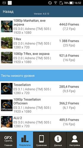 Обзор смартфона ASUS ZenFone 4 Selfie - 76