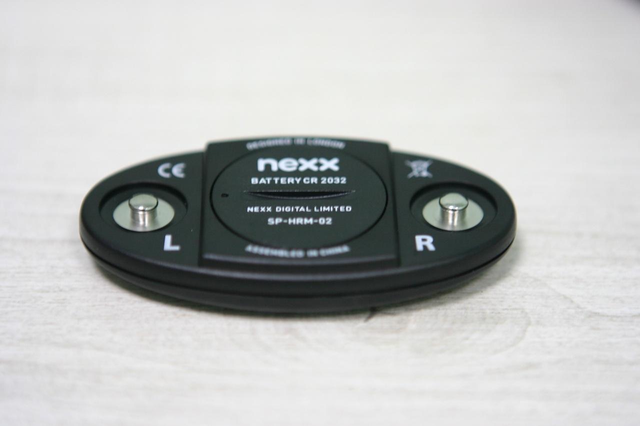 Просто, дешево, удобно — нагрудный пульсометр Nexx для тренировок - 4