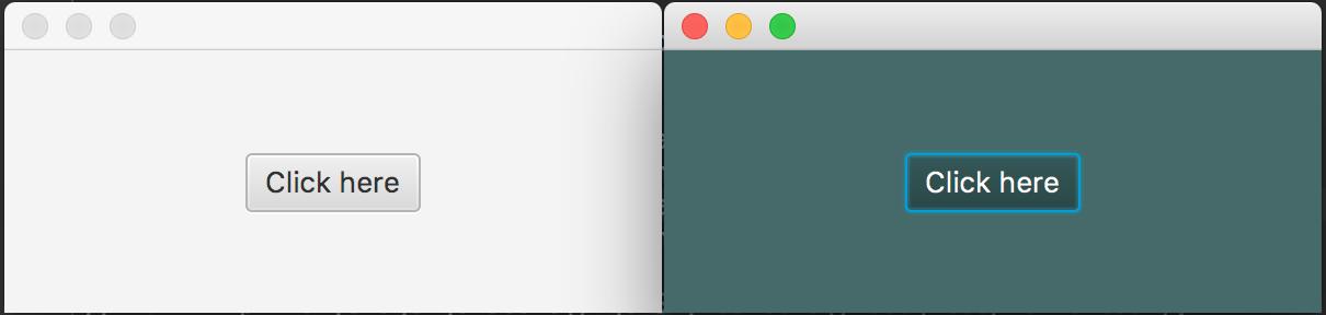 Скажи «нет» Electron! Пишем быстрое десктопное приложение на JavaFX - 3