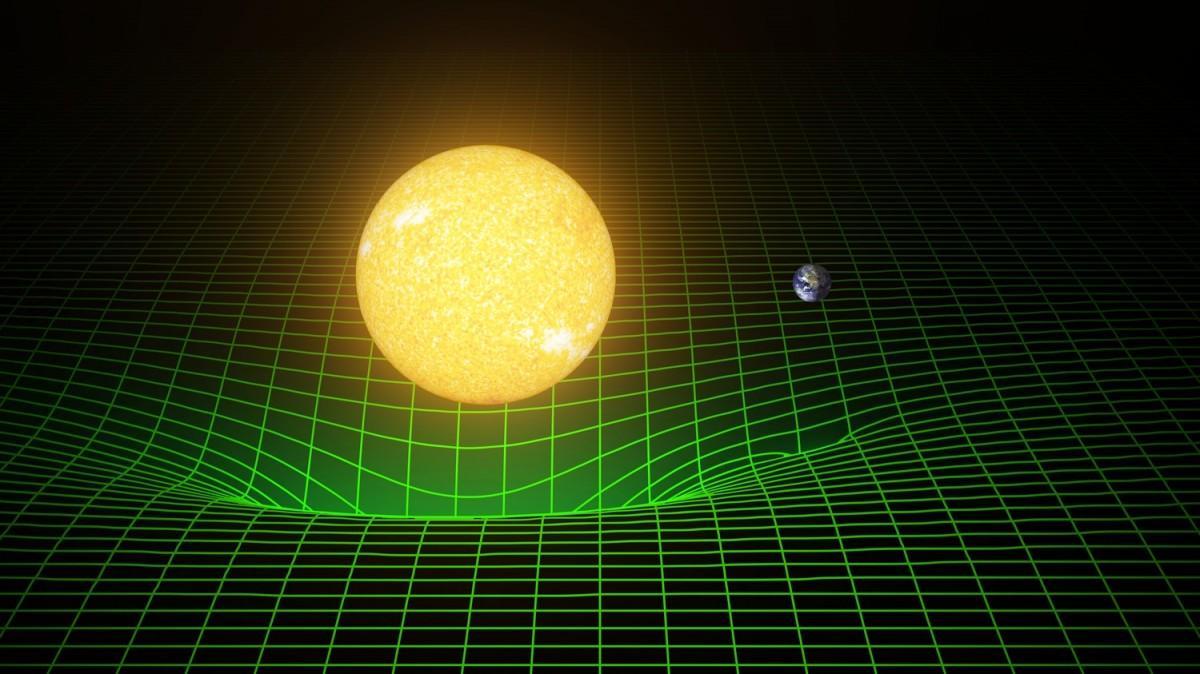 Спросите Итана: что такое пространство-время? - 7