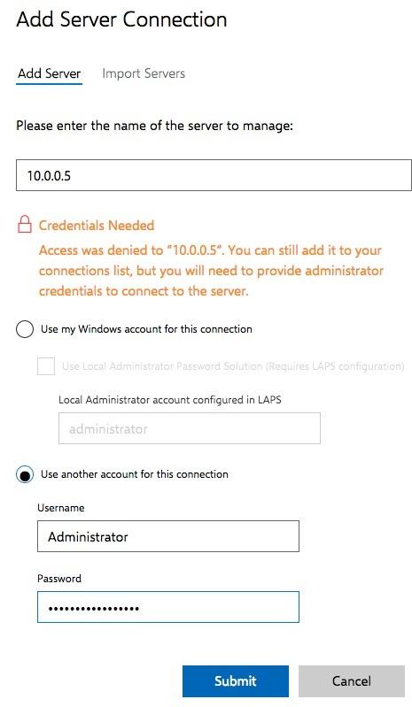 Управляем Windows Server (Core) с помощью веб-интерфейса Project Honolulu от Microsoft - 13