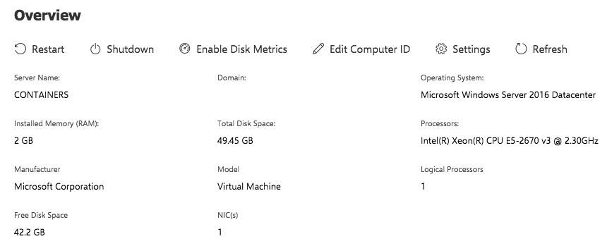 Управляем Windows Server (Core) с помощью веб-интерфейса Project Honolulu от Microsoft - 16
