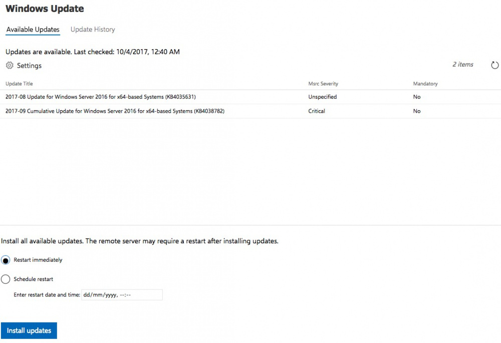 Управляем Windows Server (Core) с помощью веб-интерфейса Project Honolulu от Microsoft - 45
