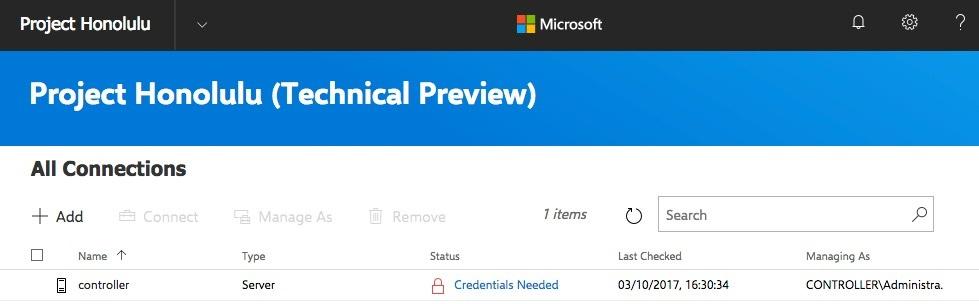 Управляем Windows Server (Core) с помощью веб-интерфейса Project Honolulu от Microsoft - 9