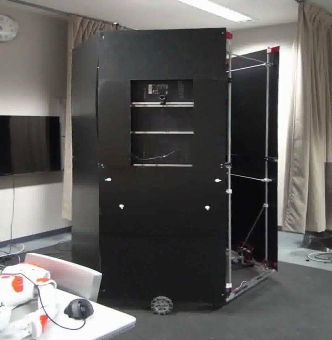 Японцы разработали передвижную кабинку для социофобов - 3
