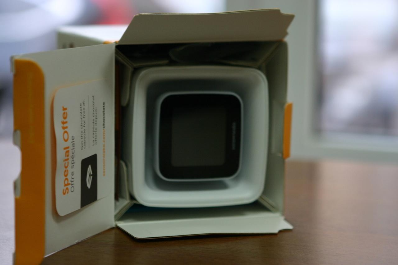 Sensorwake — ольфакторный будильник, который будит приятными ароматами - 10