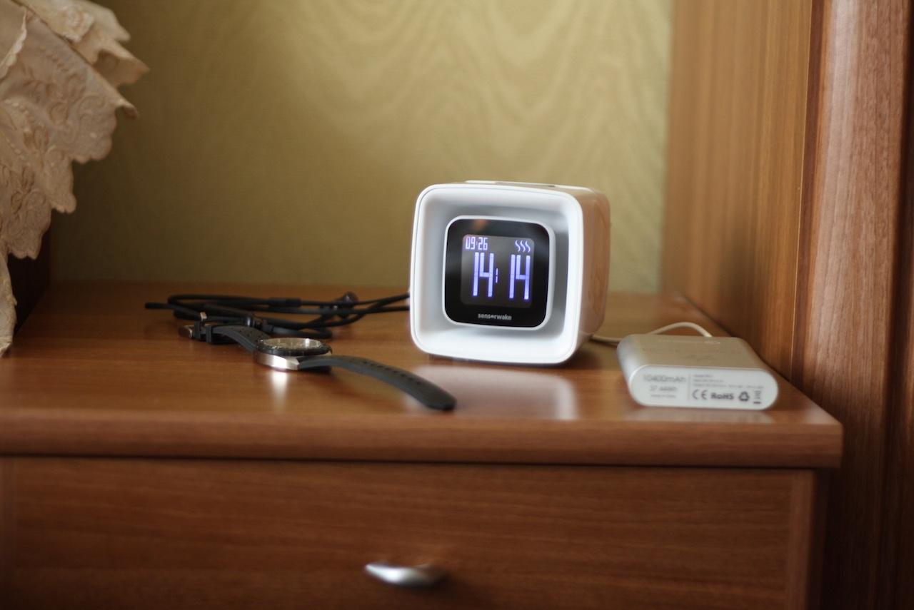 Sensorwake — ольфакторный будильник, который будит приятными ароматами - 6