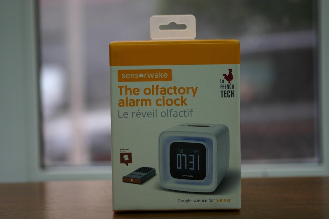 Sensorwake — ольфакторный будильник, который будит приятными ароматами - 9