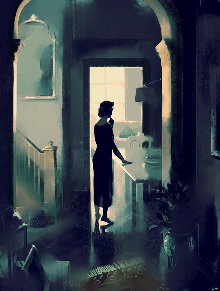 Женщина, заблудившаяся в собственном доме - 3