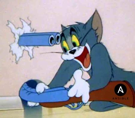 Как убить вашу сеть с помощью Ansible - 1