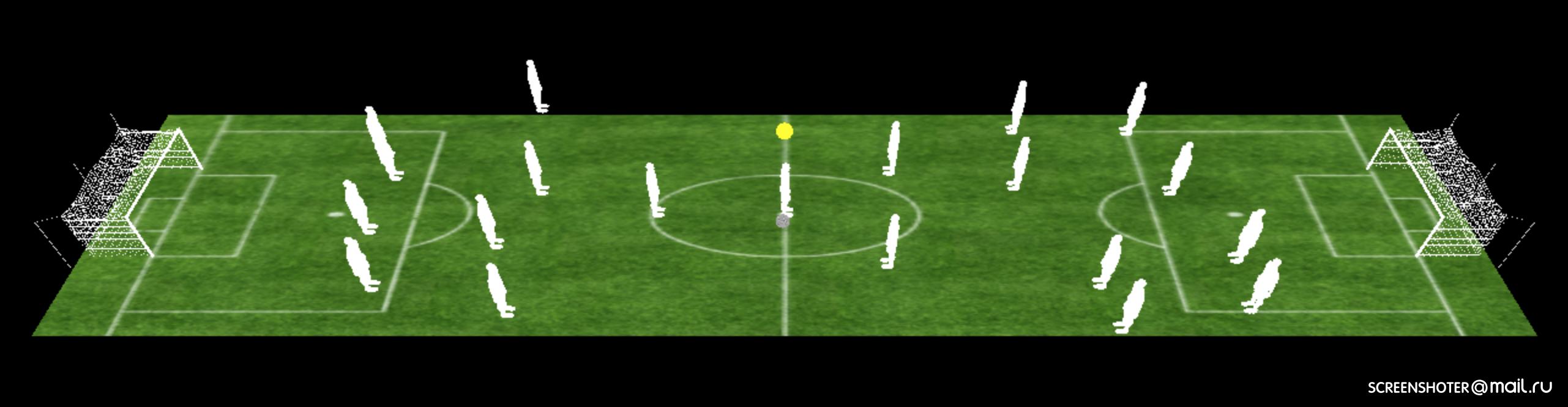 Как я браузерный 3D-футбол писала. Часть 2 - 4