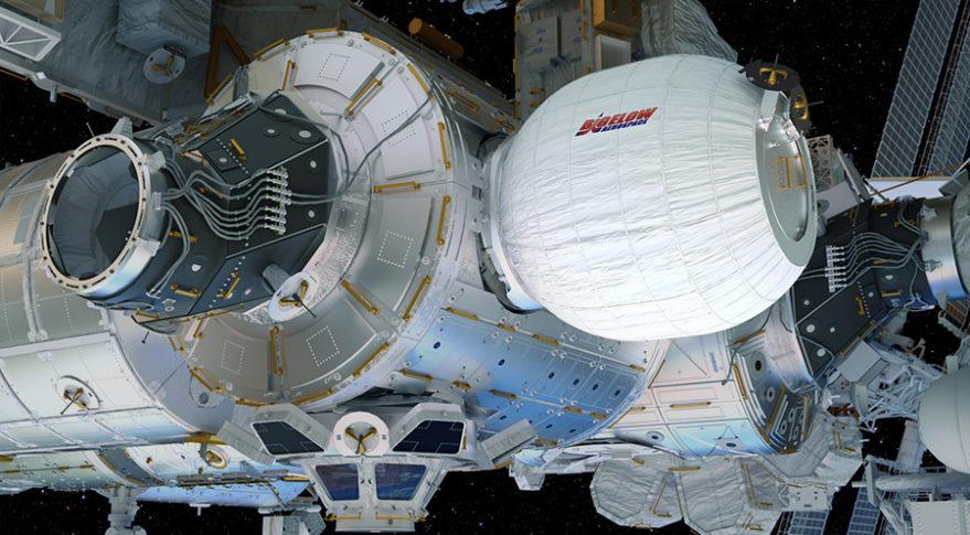 НАСА продлевает контракт с разработчиком надувных модулей для МКС - 1