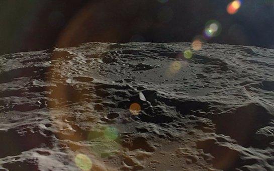 Ученые считают, что раньше на Луне была атмосфера