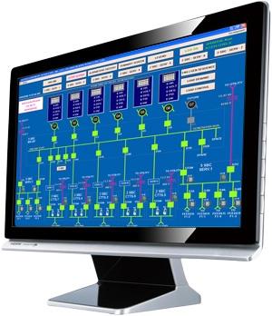 Начало тестирования SCADA-системы, интегрированной в программу FLProg - 6